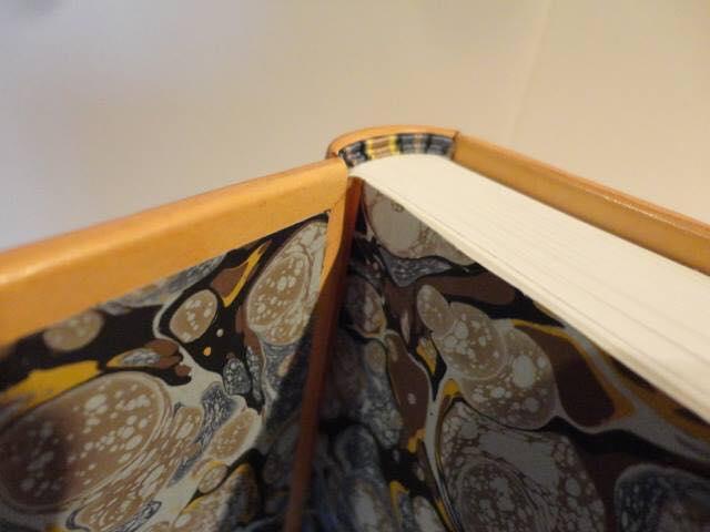 Rūtos Taukinaitytės Narbutienės įrišimas || Binding by Ruta Taukinaityte Narbutiene
