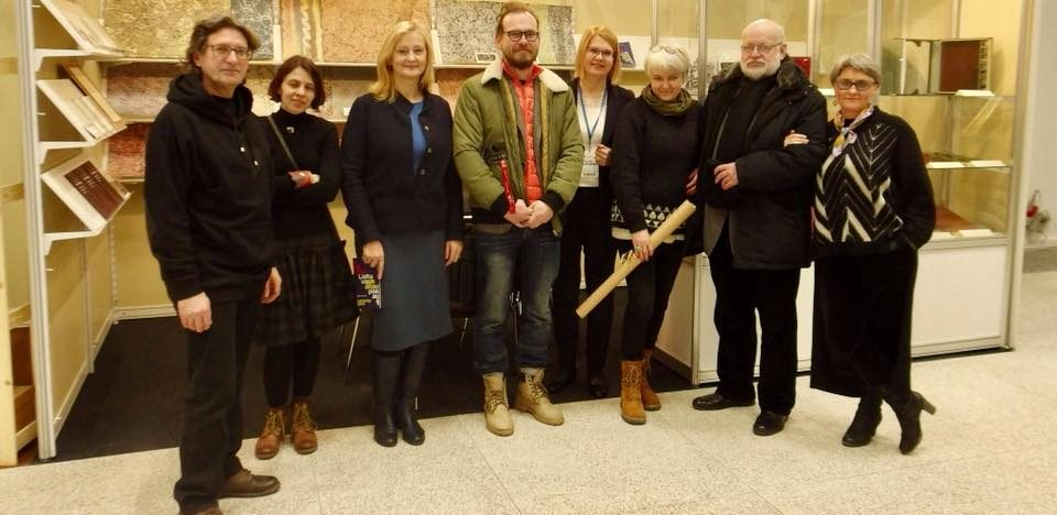 Vilniaus knygų mugė|| Vilnius book fair