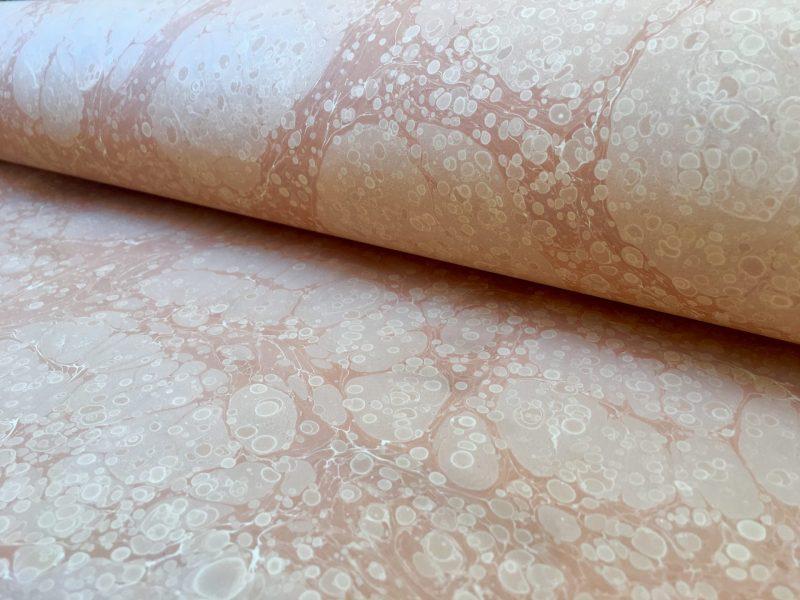Šviesusis marmurinio popieriaus raštas || Light marbled papers pattern