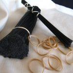 Popieriaus marmuravimo teptukas || Brushes for marbling